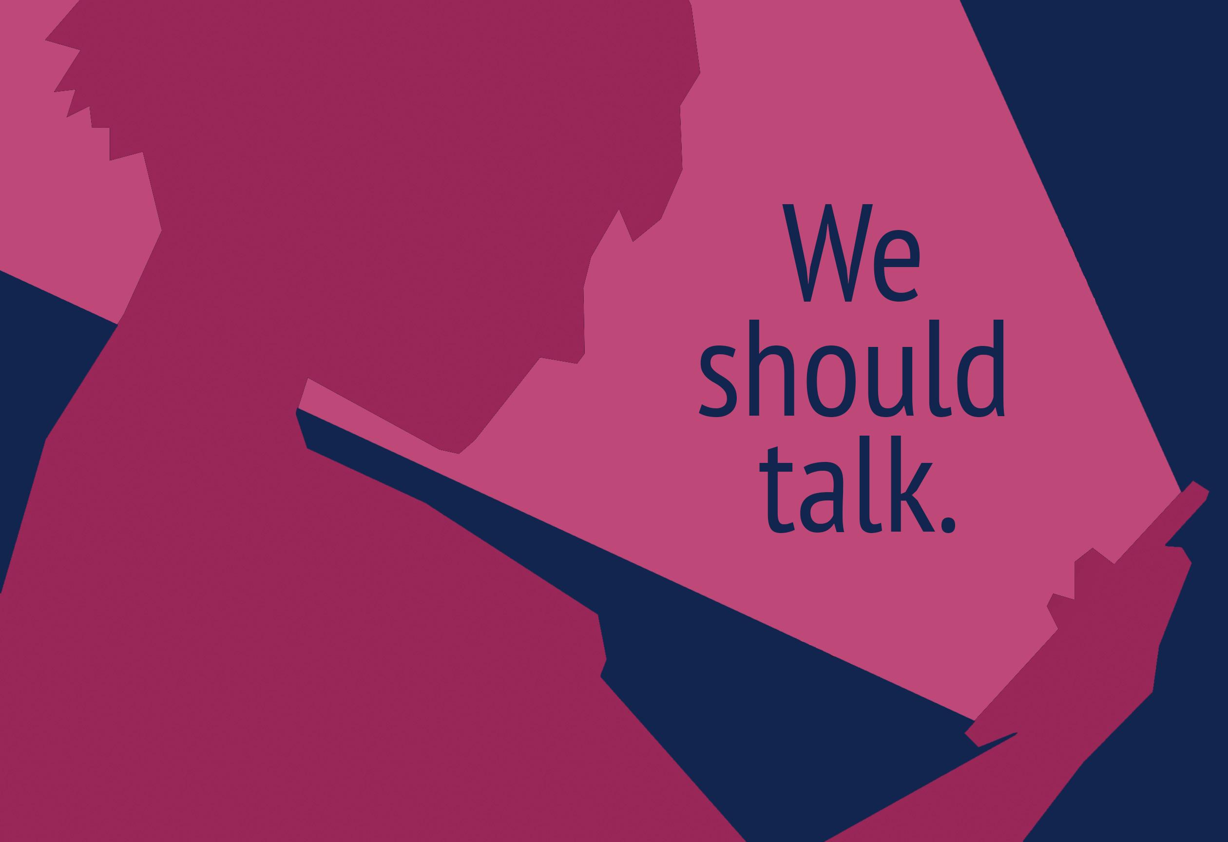 We Should Talk Icon